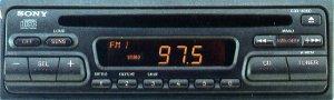 Sony CDX4050