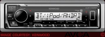 Kenwood KMRM325BT