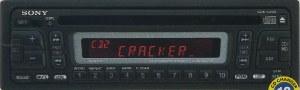 Sony CDXC490