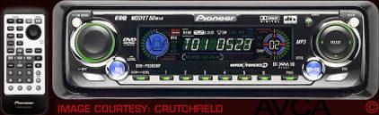 Pioneer DVHP5000MP