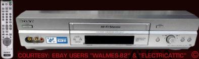 Sony SLVN750
