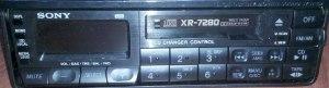 Sony XR7280