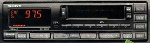 Sony XR4400