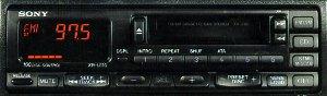 Sony XRU110