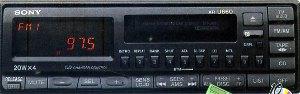 Sony XRU660