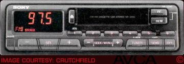 Sony XR3200