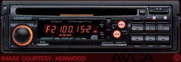 Kenwood KDC77R