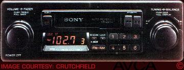 Sony XR2300