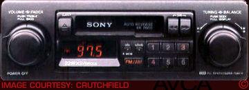 Sony XR2600