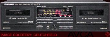 Pioneer CTW501R