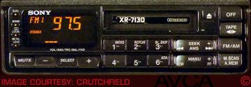 Sony XR7130