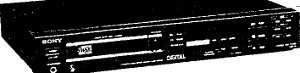Sony CDP25
