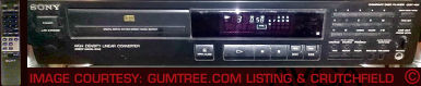 Sony CDP497