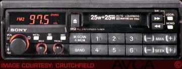 Sony XR7050
