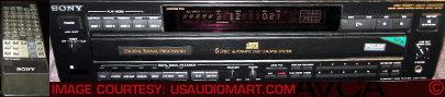 Sony CDPC725