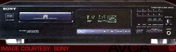 Sony CDP211
