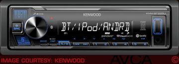 Kenwood KMMBT225U