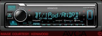 Kenwood KMMBT325U