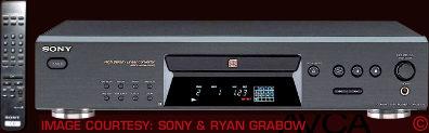 Sony CDPXE570