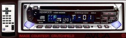 Kenwood KDC2022