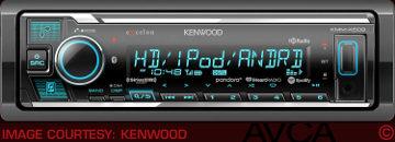 Kenwood KMMX503