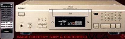 Sony CDPXA3ES