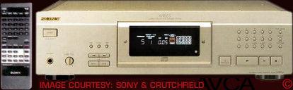 Sony CDPXA5ES