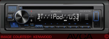 Kenwood KDCBT278U