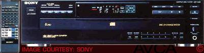 Sony CDPC335