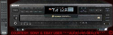 Sony CDPCE505