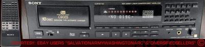 Sony CDPC90ES