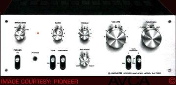 Pioneer SA7300