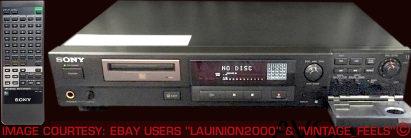 Sony MDS501