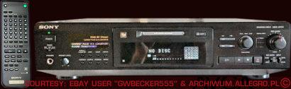 Sony MDSJE700