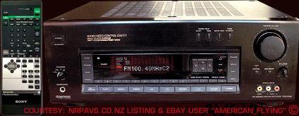 Sony STRD1015