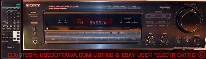 Sony STRD665