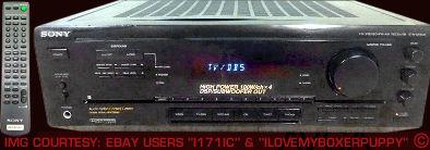Sony STRDE505
