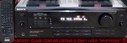 Sony STRDE705