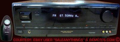 Sony STRDE805G