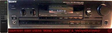 Sony STRD390