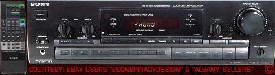 Sony STRD590