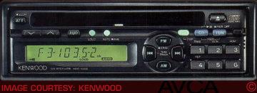 Kenwood KDC4005