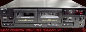 Sony TCWR445