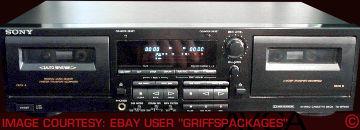 Sony TCWR545