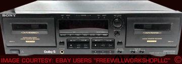 Sony TCWR645S