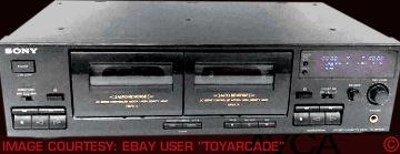 Sony TCWR465