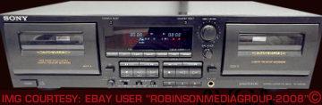 Sony TCWR565