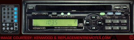 Kenwood KDCPS905
