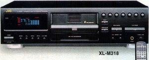JVC XLM318