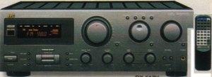 JVC RX517V